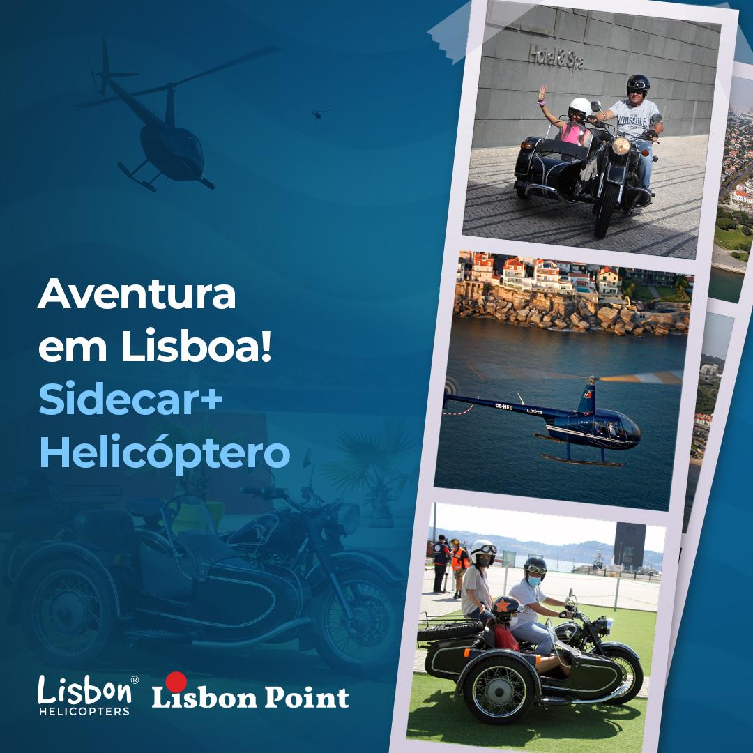 Sidecar Lisbon Point
